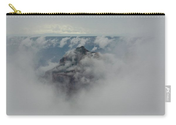 Brahma Temple In A Sea Of Clouds Carry-all Pouch