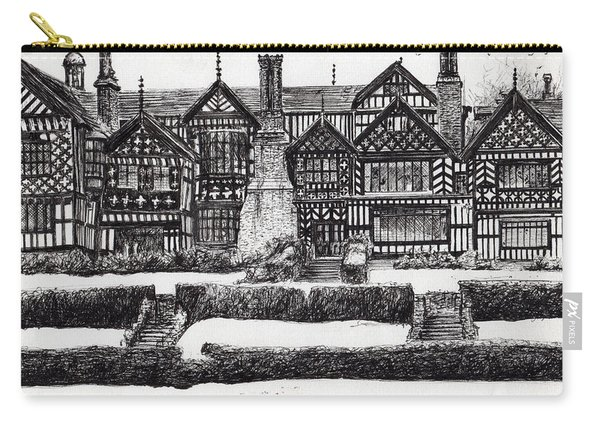 Bramall Hall Carry-all Pouch