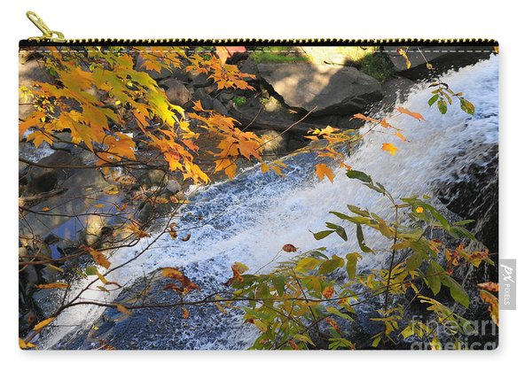 D30a-18 Brandywine Falls Photo Carry-all Pouch