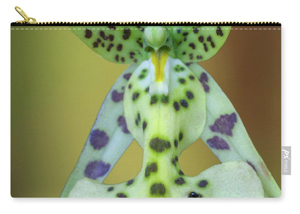 Brassia Orchid Carry-all Pouch