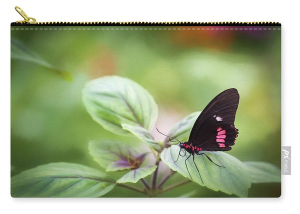 Brave Butterfly  Carry-all Pouch