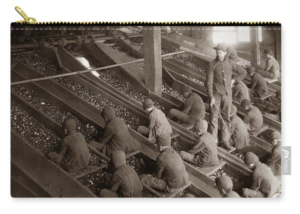 Breaker Boys Lehigh Valley Coal Co Maltby Pa Near Swoyersville Pa Early 1900s Carry-all Pouch