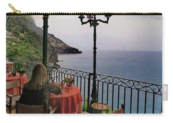 Breakfast At Il San Pietro Di Positano Italy Carry-all Pouch
