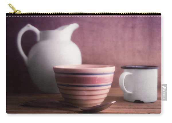 Breakfast Still Life Carry-all Pouch