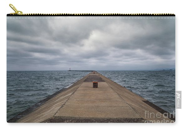 Breakwall Clouds Carry-all Pouch