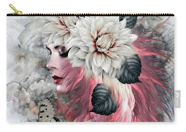 Breeze Blowing With Fragrance 002 Carry-all Pouch
