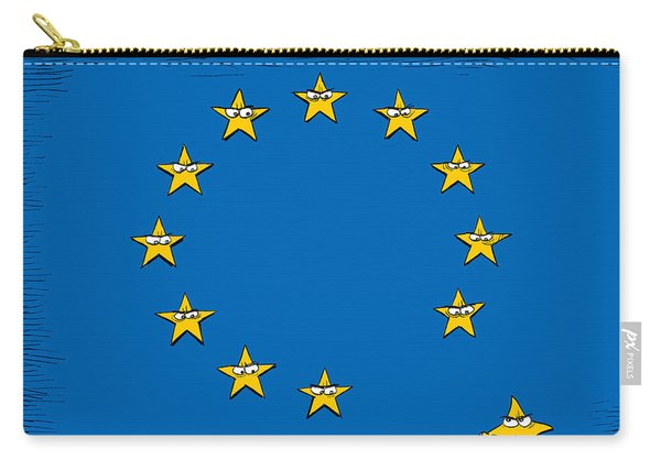 Brexit Eu Flag  Carry-all Pouch