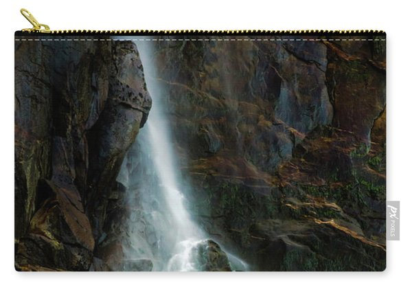 Bridalveil Falls In Autumn Carry-all Pouch