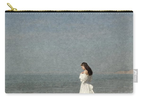 Bride By The Sea Carry-all Pouch