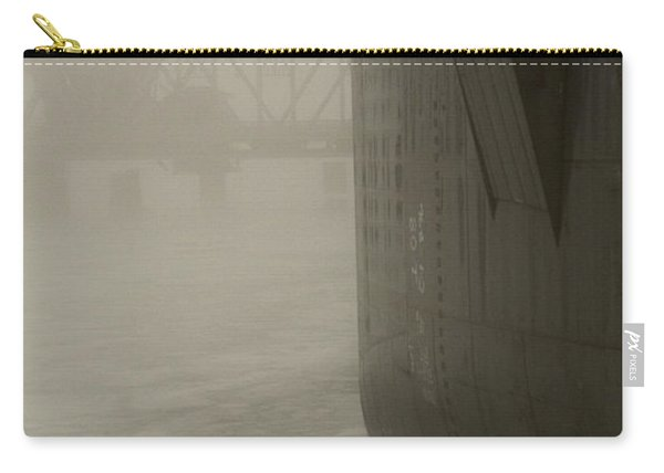 Bridge And Barge Carry-all Pouch