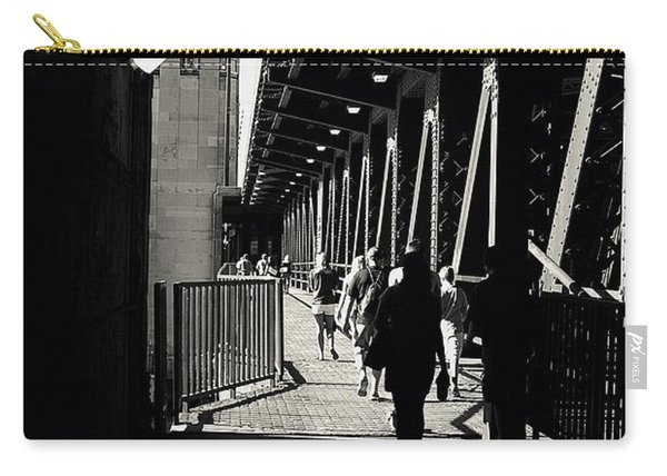 Bridge - Lower Lake Shore Drive At Navy Pier Chicago. Carry-all Pouch
