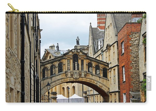 Bridge Of Sighs Carry-all Pouch