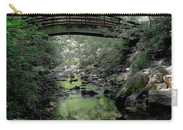 Bridge Reflections Carry-all Pouch