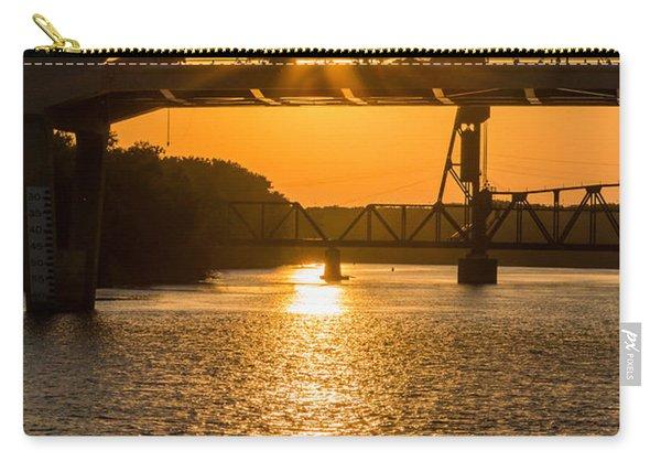 Bridge Sunrise #2 Carry-all Pouch