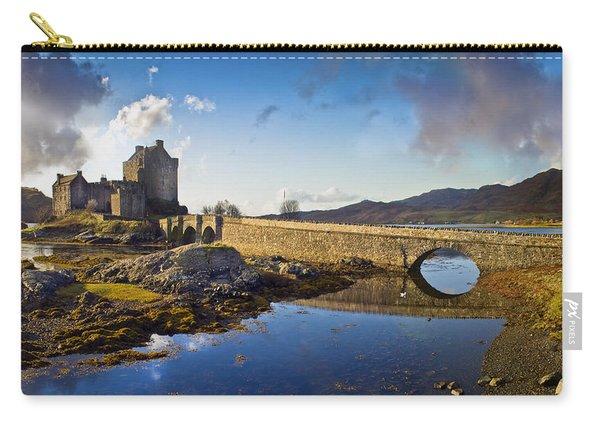 Bridge To Eilean Donan Carry-all Pouch