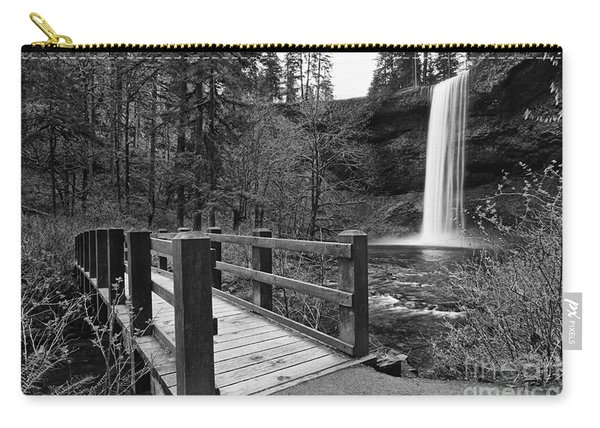 Bridge To Falls Carry-all Pouch