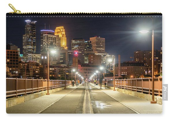 Bridge To Minnapolis Carry-all Pouch