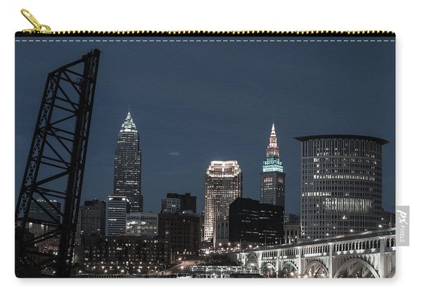Bridges And Buildings Carry-all Pouch
