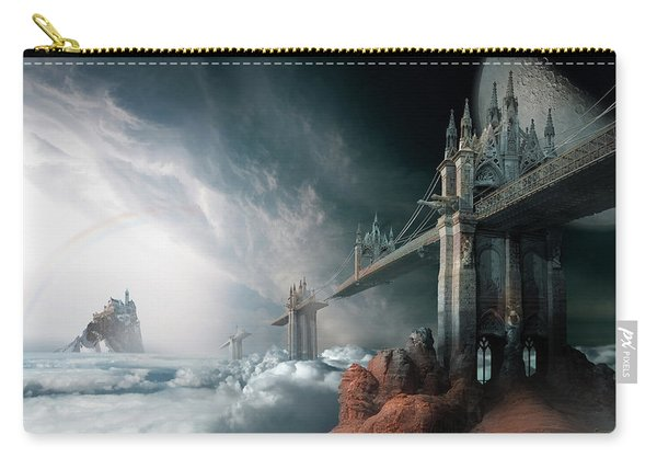 Bridges To The Neverland Carry-all Pouch