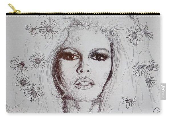 Bridget Bardot Carry-all Pouch
