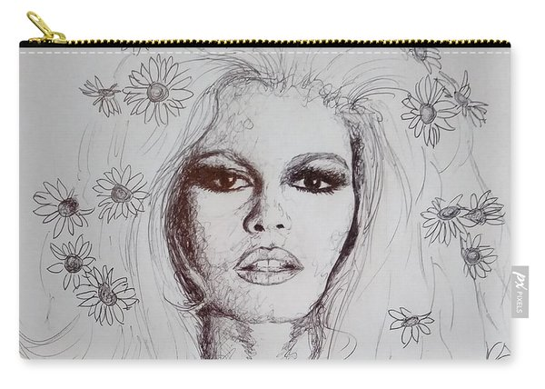 Bridget Bardot Carry-all Pouch