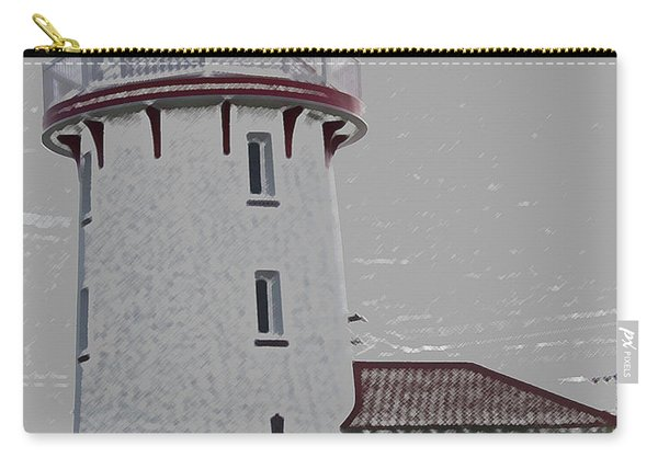 Brigantine Lighthouse Carry-all Pouch