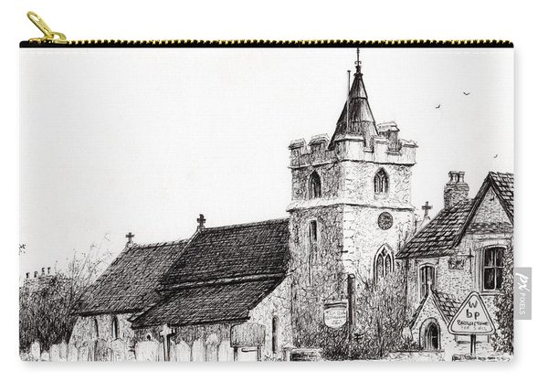 Brighstone Church Carry-all Pouch
