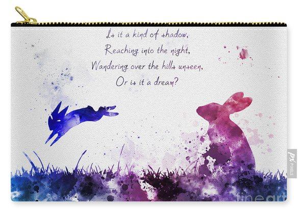 Bright Eyes 2nd Edition Carry-all Pouch