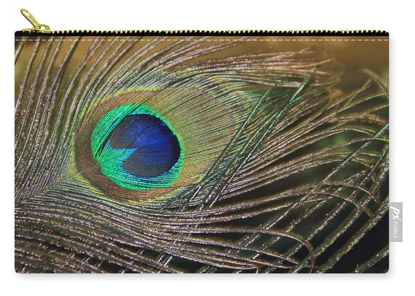 Bright Feather Carry-all Pouch