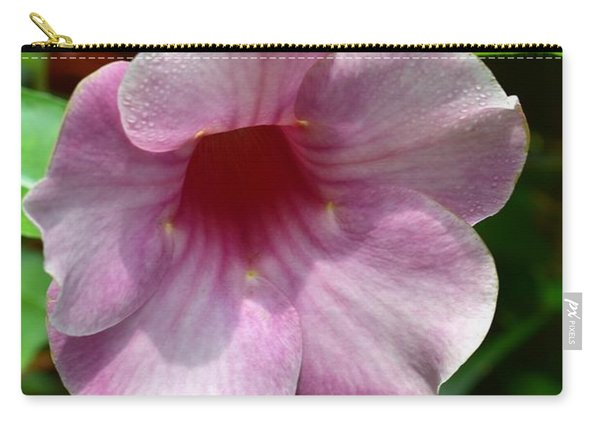 Bright Mandevillia Carry-all Pouch