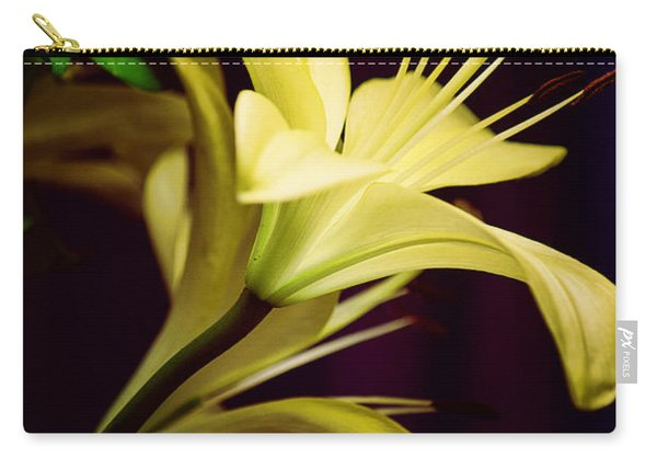 Brilliant Lily Carry-all Pouch