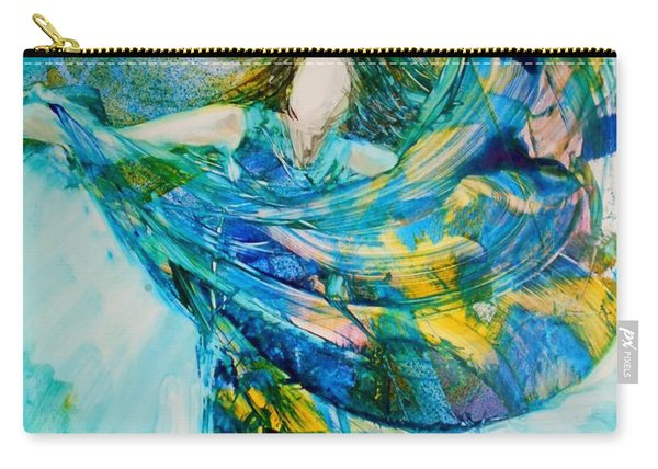 Bringing Heaven To Earth Carry-all Pouch