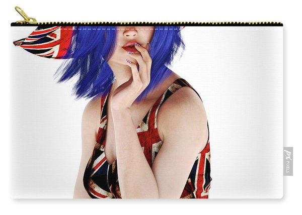Brit Carry-all Pouch