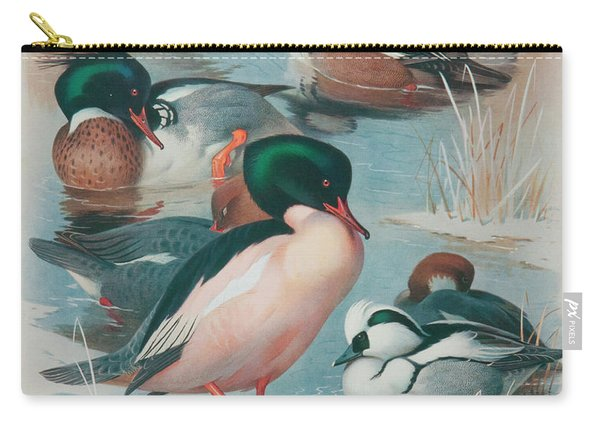 British Birds Carry-all Pouch