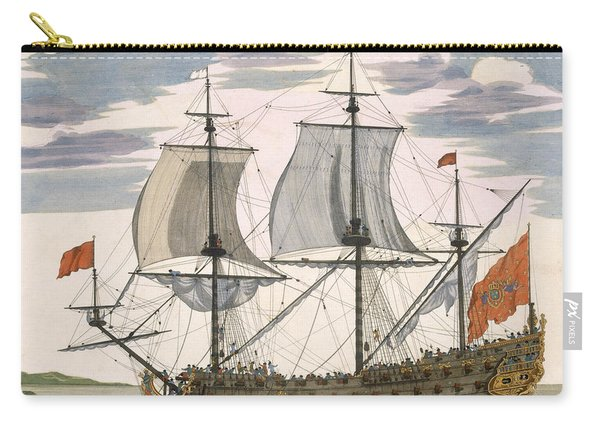 British Navy Carry-all Pouch