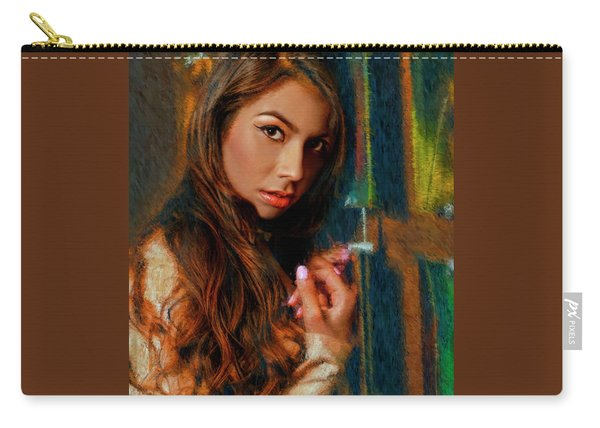 Britney Acosta Carry-all Pouch