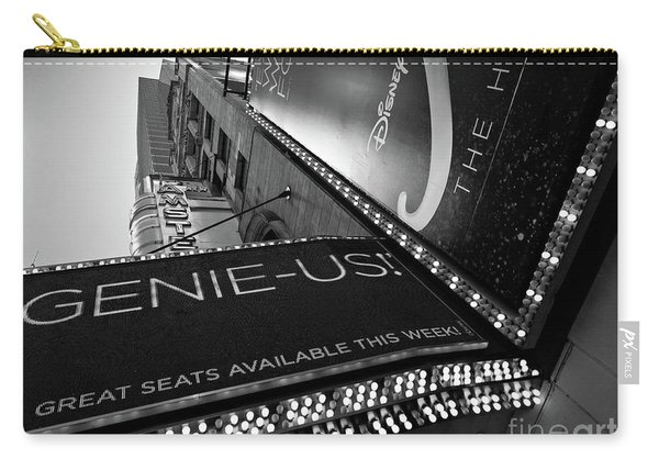 Broadway  -27868-bw Carry-all Pouch