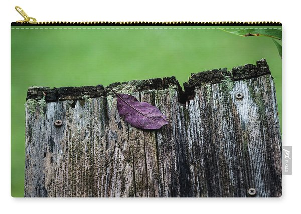 Brock's Leaf Carry-all Pouch