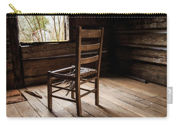 Broken Chair Carry-all Pouch