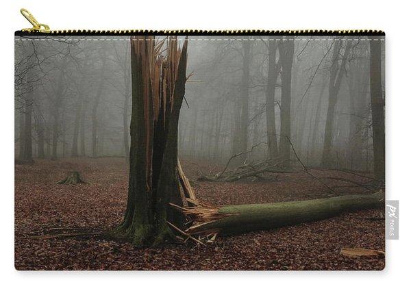 Broken Oak Carry-all Pouch