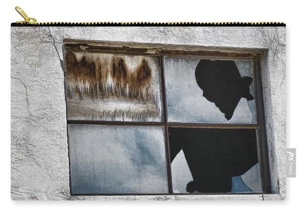 Broken Window Broken Glass Carry-all Pouch