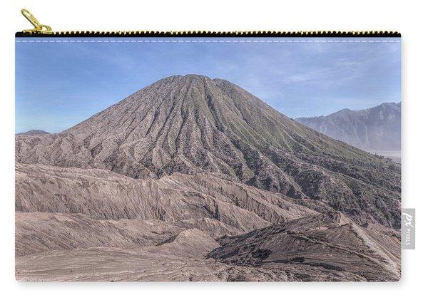 Bromo Tengger Semeru National Park In Java Carry-all Pouch