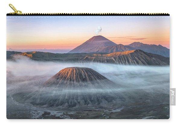 bromo tengger semeru national park - Java Carry-all Pouch