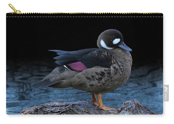 Bronze-winged Duck Carry-all Pouch