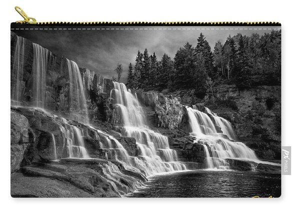 Brooding Gooseberry Falls Carry-all Pouch