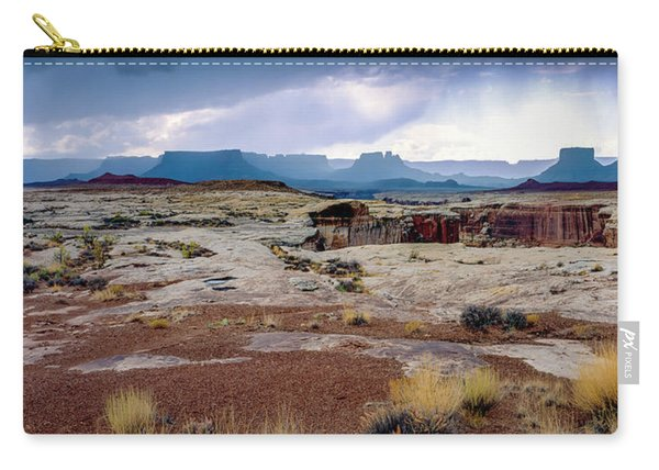 Brooding Sky Summer Storm Carry-all Pouch