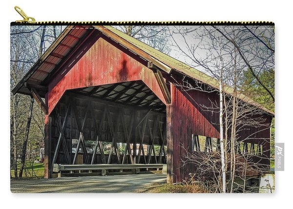 Brookdale Bridge Carry-all Pouch