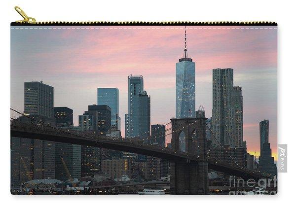 Brooklyn Bridge New York Carry-all Pouch
