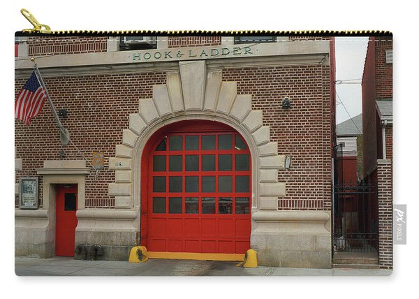 Brooklyn Firehouse 2001 Carry-all Pouch