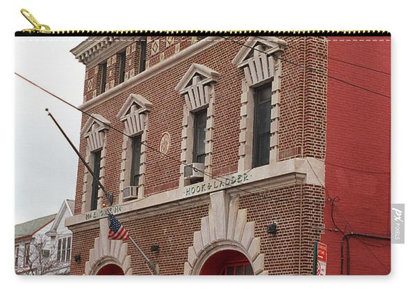 Brooklyn Firehouse Building 2001 Carry-all Pouch
